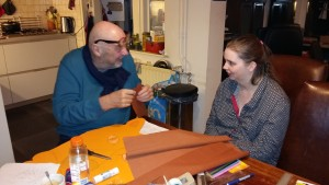 Jan en Laura maken surprise